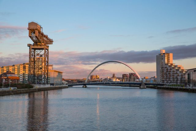 Franchise News – Charge Point is launching in Glasgow!