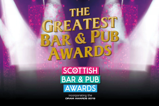 Charge Point to Sponsor the Scottish Bar and Pub Awards 2019