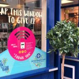 Contactless Charity donations from Charity Point