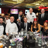 Charge Point Attend Scottish Bar and Pub Awards 2019