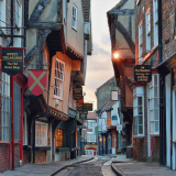 Shambles in York, England | Photo: Lonely Planet