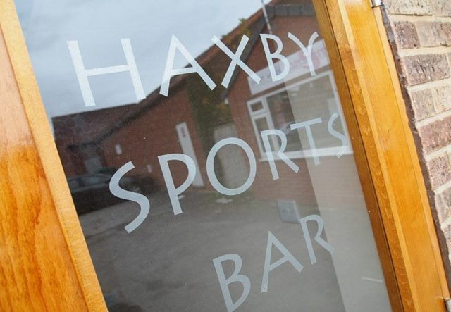 Charge Point Now Available at Haxby Sports Bar